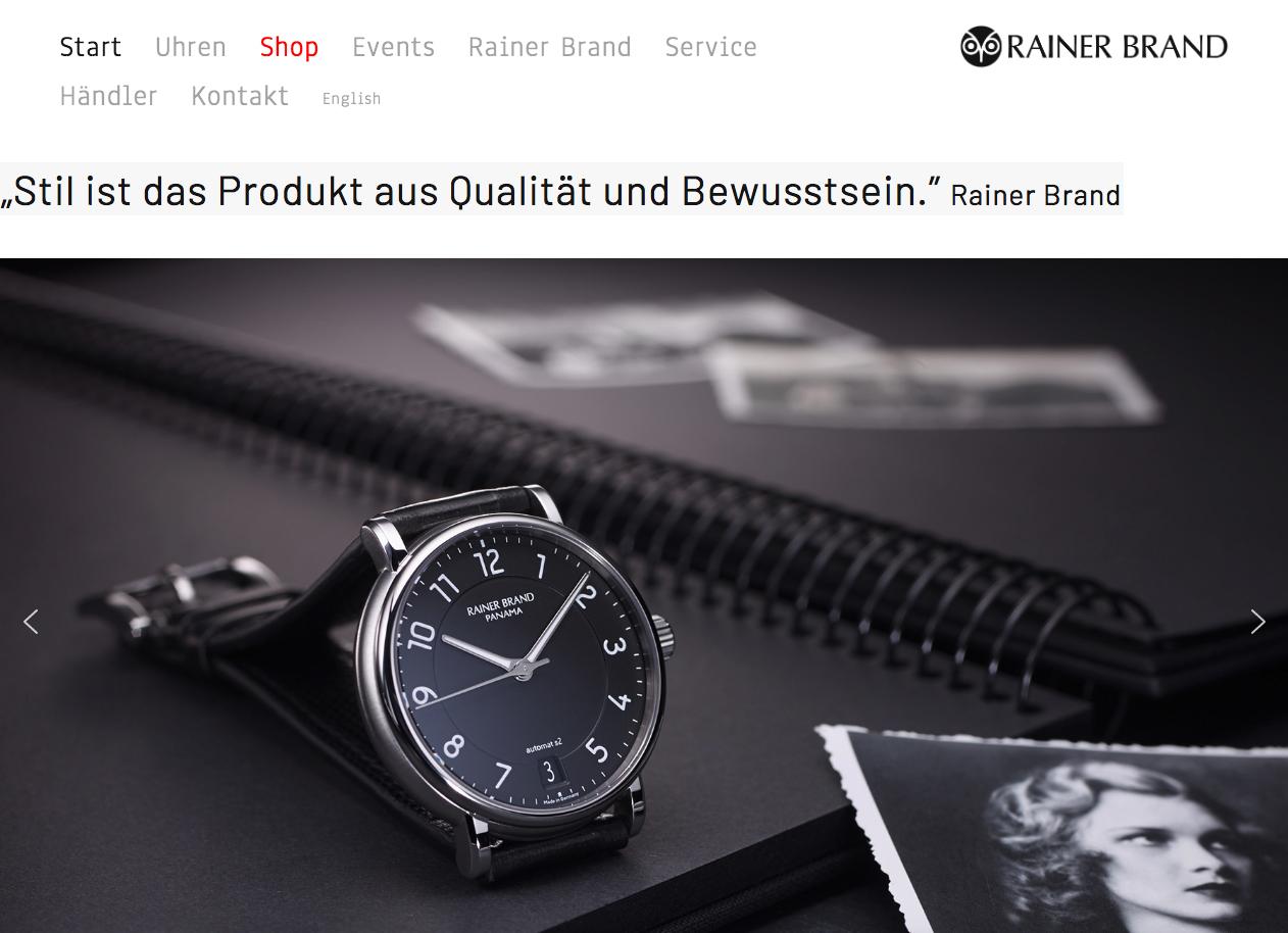 Website_Rainer